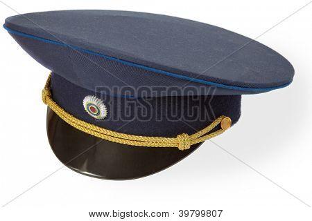 Cap with general civil cockade