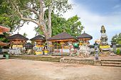 picture of dua  - Pura Dalem  Ning Temple in Tanjung Benoa near Nusa Dua - JPG