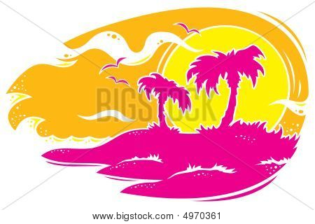 Tropical_sunset