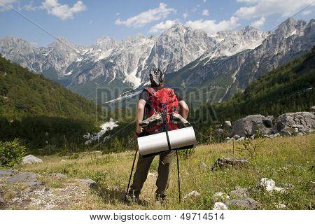 Wild Albanian Alps