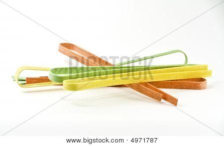 3 Colour Tagliatelle