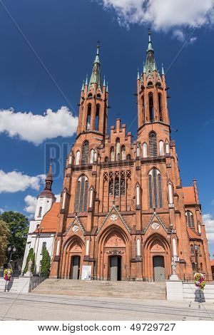Cathedral Basilica of the Assumption of the Blessed Virgin Mary in Bialystok