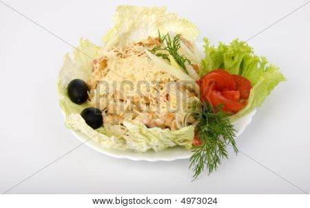 Marine Salad