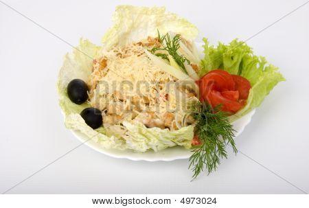 Salada marítima