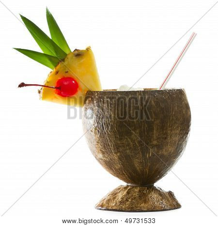 Tropical Coconut Drink