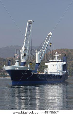 Eendracht cargo ship