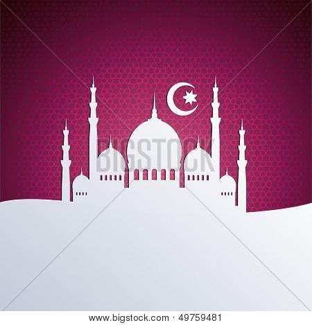 islamic backgrounds - RASTER version