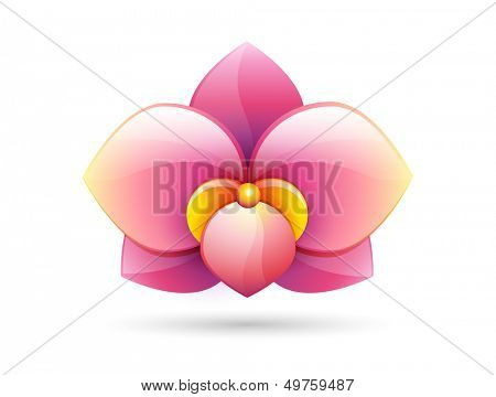 Blume Symbol - RASTER-version