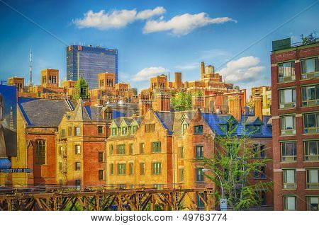 Chelsea, Midtown Manhattan