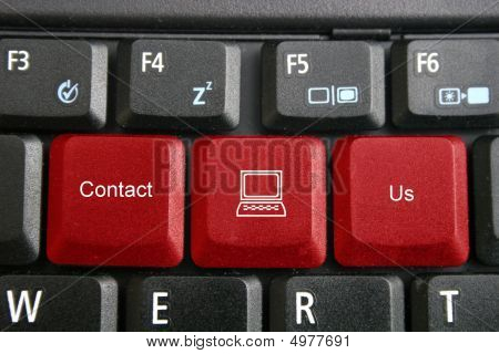 Keyboard, Contact Us