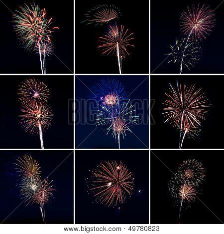 Multi Fireworks