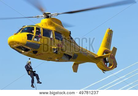 Helicopter Rescue