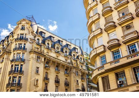 French Style Architecture