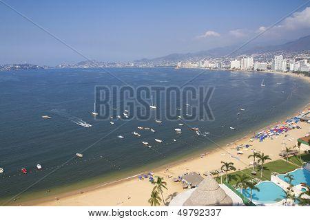 Acapulco Bay Mexico