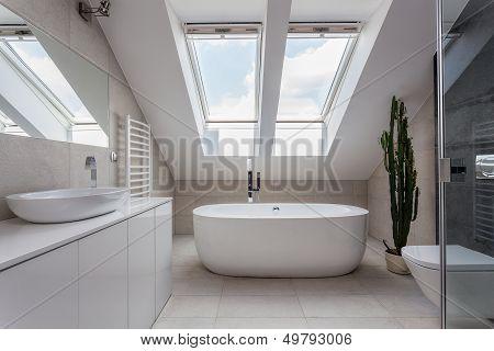 Urban Apartment - Bathroom