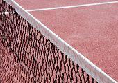 Постер, плакат: Теннис чистой