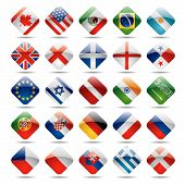 World Flag Icons 1