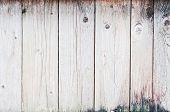 stock photo of wooden fence  - Rural Background  - JPG
