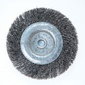 An Abrasive Drill Brush