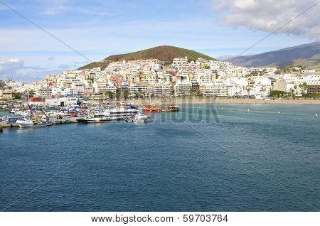 Port of Los Cristianos, Tenerife