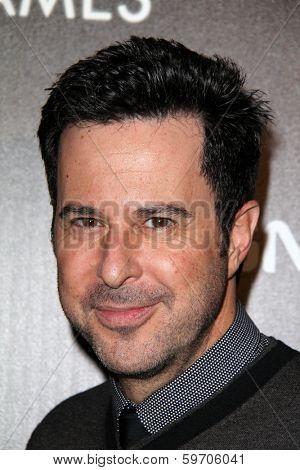 LOS ANGELES - FEB 11:  Jonathan Silverman at the