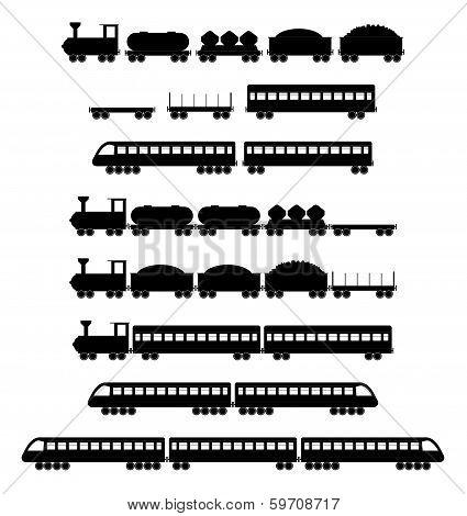 set of nice train vectors