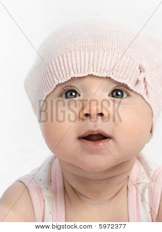Pouco de bebê de criança