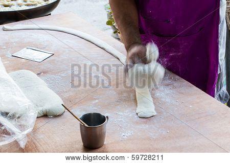 Deep Fried Dough