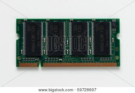DDR 1 GB Memory Circuit