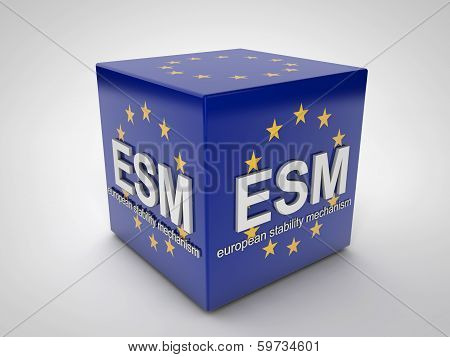 ESM european stability mechanism