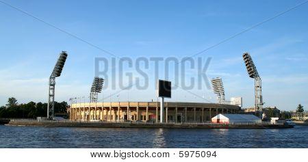 Petrovsky Stadium, St Petersbsurg
