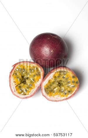 Passion Fruit Or Granadilla