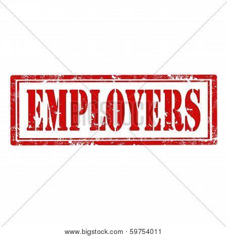 Employers-stamp