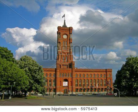 Berliner Rathaus (Rathaus)
