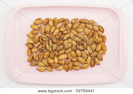 Almond With Hull