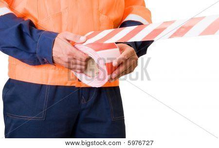 Stretch Warning Tape