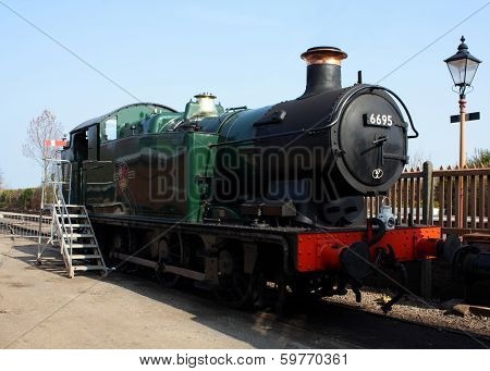 GWR Steam Loco No.6695