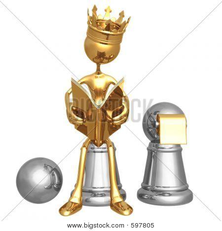 Königlichen Thron