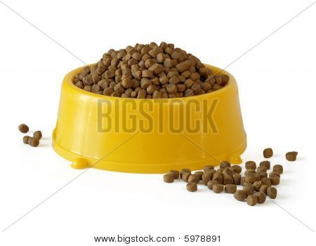 Pet Bowl With Nutrilon