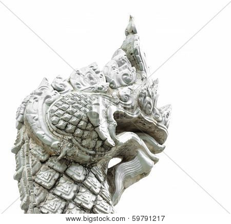 White Serpent Of Asia Style