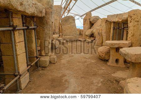 Hagar Qim Temple Stones