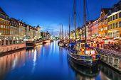 picture of scandinavian  - Copenhagen - JPG