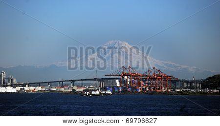 Port of Seattle, Washington