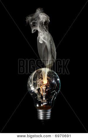 Smoking Bulb