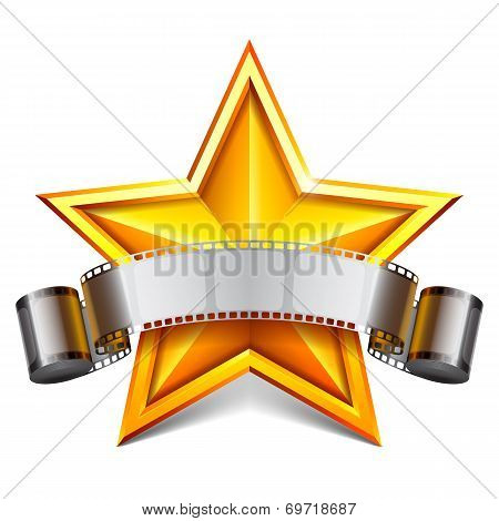 Movie star.