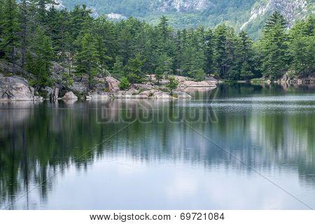 Jackson Lake Killarney Provincial Park