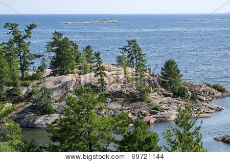 Rocky Shores of Georgian Bay