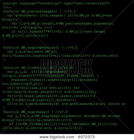 Javascript Computer Code