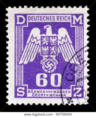 Reich stamp 1943