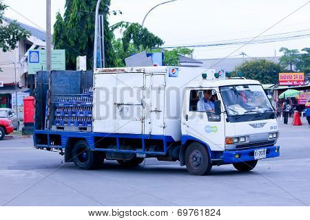 Pepsi cola Truck